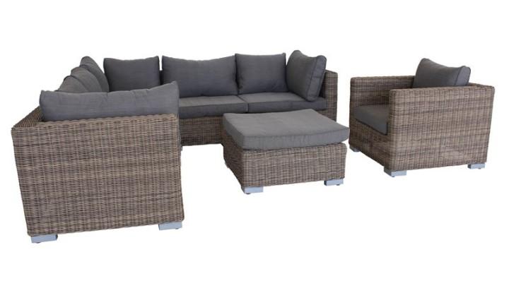 havemøbler loungesæt Loungesæt i polyrattan – Komfortable og eksklusive modeller havemøbler loungesæt