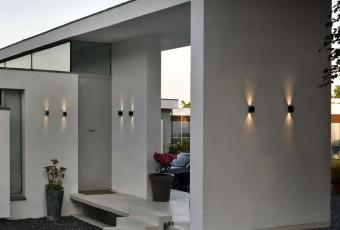 udendørslamper led sensor spot