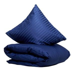 sengetøj blå