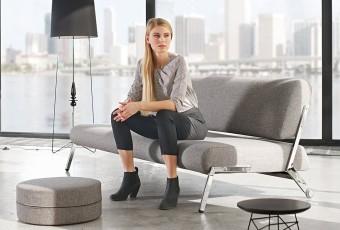 Innovation sovesofa moderne design og høj komfort