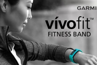 garmin vivofit - et fitness armbånd
