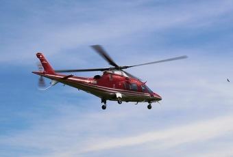 helikoptertur over københavn