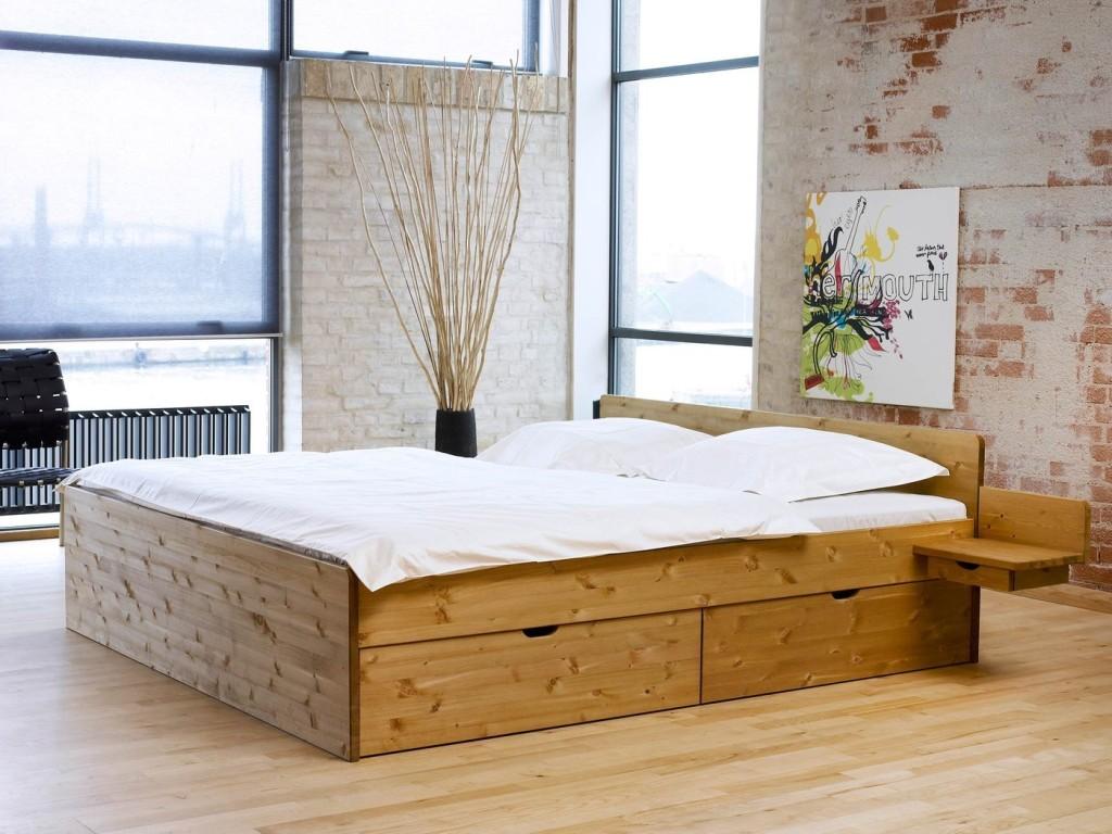 træ seng Sengerammer i træ – Se 9 af de bedste rammer i Massivt Træ her træ seng