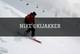 nike skijakke