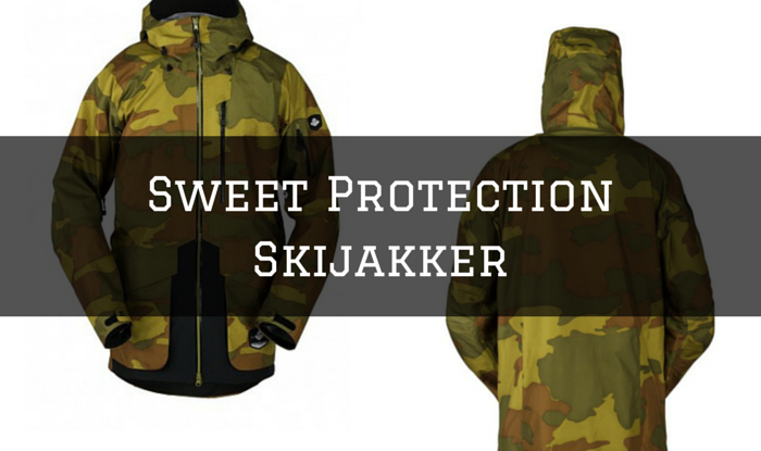 sweet protection skijakke
