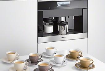 indbygningskaffemaskiner