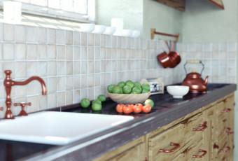 solfilm til køkkenet