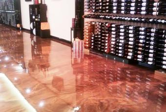 epoxy gulv pris