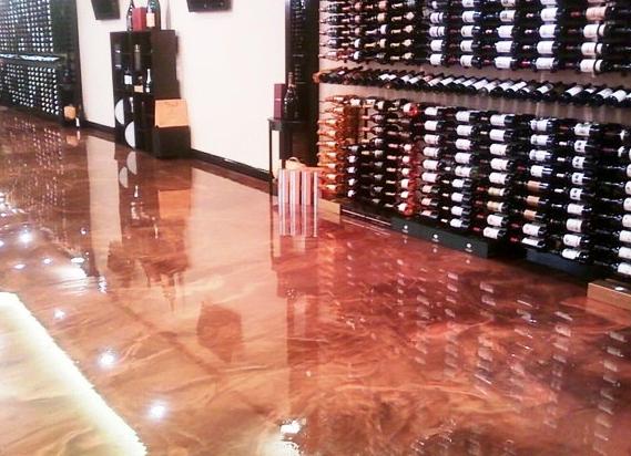 epoxy gulv pris privat