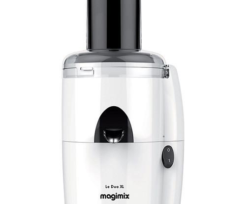 magimix duo xl saftpresser i hvid