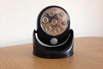 sensorlampe led
