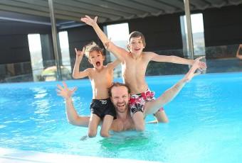 sommerhus med pool