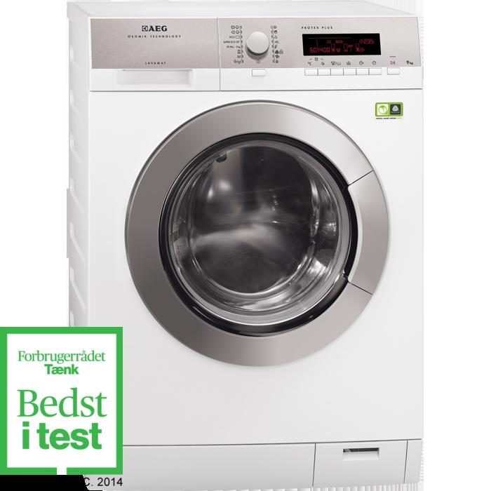 bedst i test vaskemaskine med dampfunktion