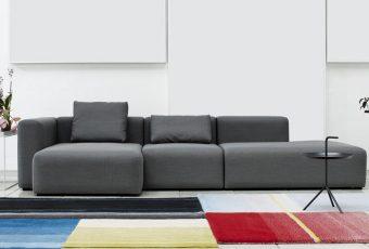 hay mags sofa chaiselong