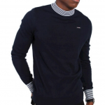 Le Fix Highneck Navy