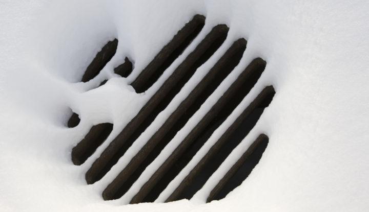 vinterklargøring af kloak