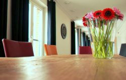 plankebord til stuen