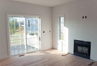 vinduer til hjemmet